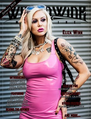 Worldwide Ink: January 2020 Issue (Cover A)