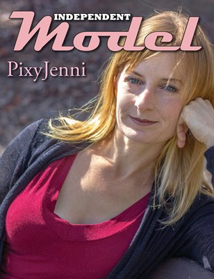 Independent Model Magazine - PixyJenni