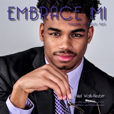 2017 Embrace Mi Magazine Issue 4