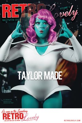 Taylor Made Cover Poster