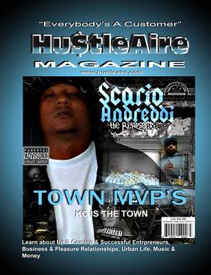 HUSTLEAIRE MAGAZINE TOWN MVPS EDITION 1