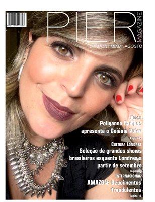Pier Magazine - Agosto
