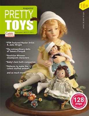 "English ""Pretty Toys"" #5(17), 2013"