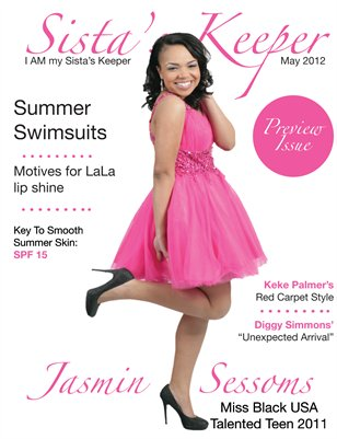 Sista's Keeper May 2012 (Preview Issue)