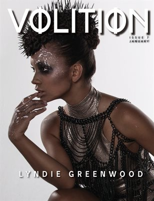 ISSUE 7: JAN 2017: FULL EDITION (Lyndie Greenwood)