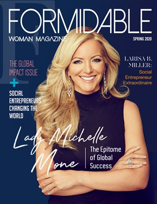 Formidable Woman Magazine Mar/Apr/May 2020