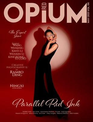 Opium Red May #17 Vol 6