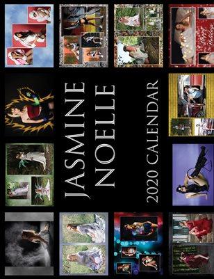 Jasmine Noelle Calendar 2020
