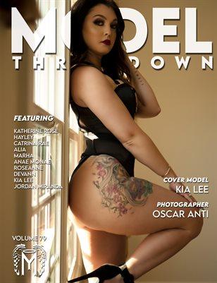 Model Throwdown 79 Kia Lee