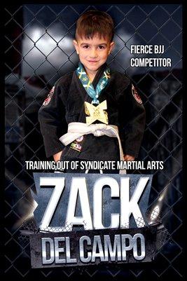 Zack Del Campo Poster