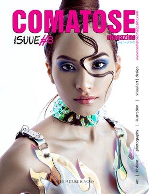 COMATOSE 8 ISSUE-vol 1