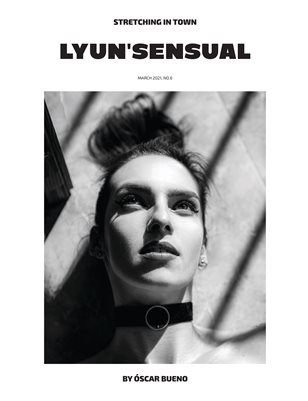 LYUN SENSUAL ISSUE No.6
