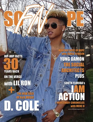 So FN Dope Magazine Issue 2