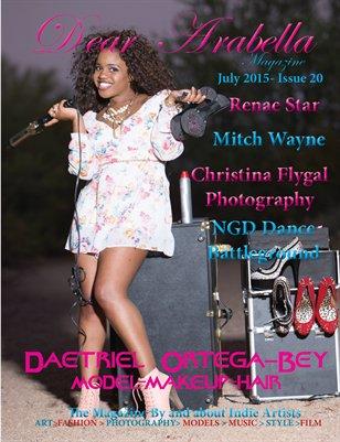 Dear Arabella Magazine July 2015