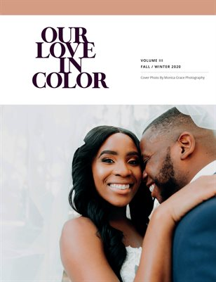 Our Love In Color Vol III