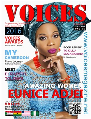 Voices Magazine Summer 2016