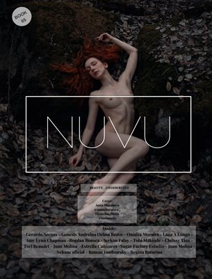 Nuvu Magazine Nude Book 65 Featuring Еkaterina Pilnik