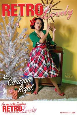 Miss Corazon Rizal Poster