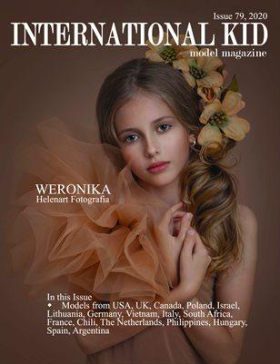 International Kid Model Magazine Issue #79