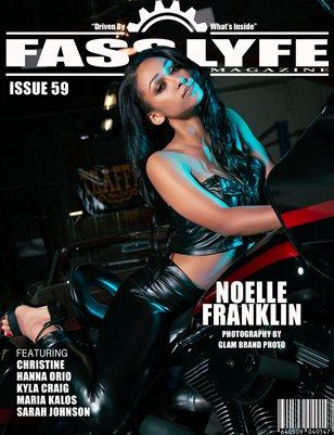 FASS LYFE MAGAZINE ISSUE 59 FT. NOELLE