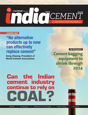 India Cement and Construction Materials #48: July 2019