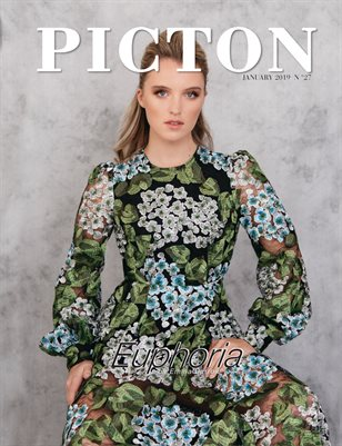 Picton Magazine January 2019 N27 Cover 1