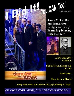 I Did It Magazine Jenny McCarthy