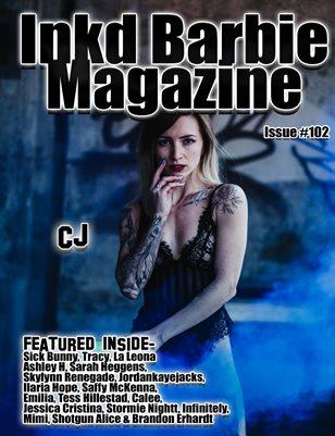 Inkd Barbie Magazine Issue #102 - CJ