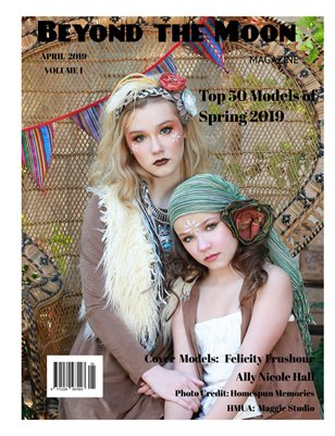 Beyond the Moon Magazine Top 50 of Spring, v. 1