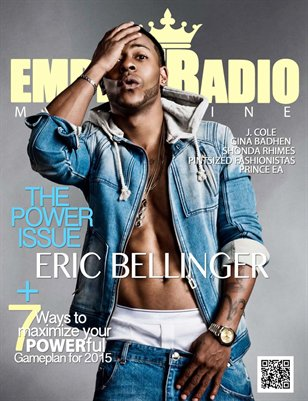 EMPIRE RADIO MAGAZINE [THE POWER ISSUE] ERIC BELLINGER EDITION