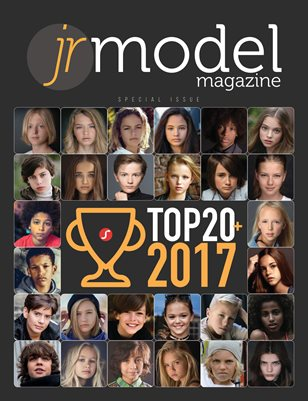 Jr Model Magazine TOP20 '17