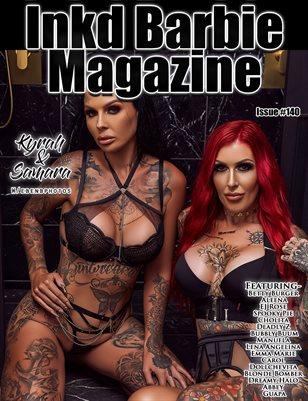Inkd Barbie Magazine Issue #140 - Kyrah & Samara
