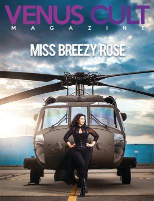 Venus Cult No.22 – Miss Breezy Rose Cover