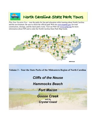 ME North Carolina State Park Tour