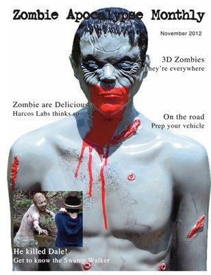 Zombie Apocalypse Monthly #5