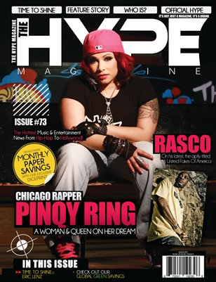 The Hype Magazine Issue #73