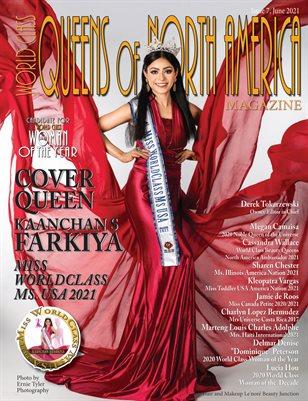 World Class Queens of North America Magazine, Issue 7, Kaanchan S Farkiya