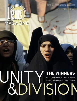 Lens Magazine Issue #55. UNITY & DIVISION