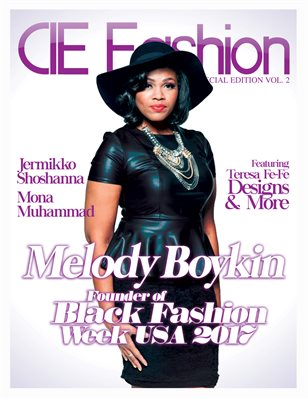 CIE Fashion Magazine BFW USA Special Edition