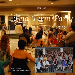 End Term Party2012
