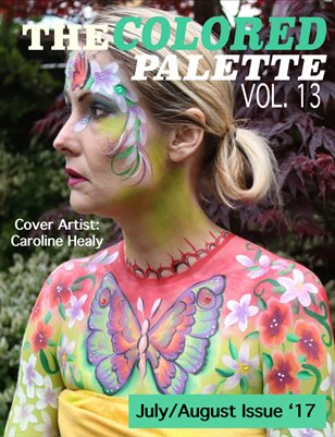 The Colored Palette Jul/Aug Issue 2017