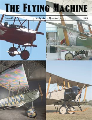 The Flying Machine Collection: Issues 10-13