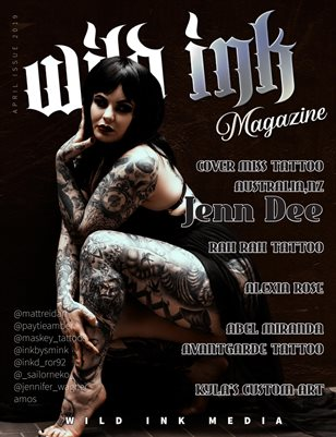 Wild Ink Magazine - April 2019