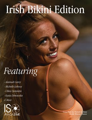 Irish Bikini Edition - Shannen Treanor Cover