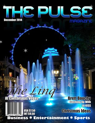 The Pulse Magazine December 2014