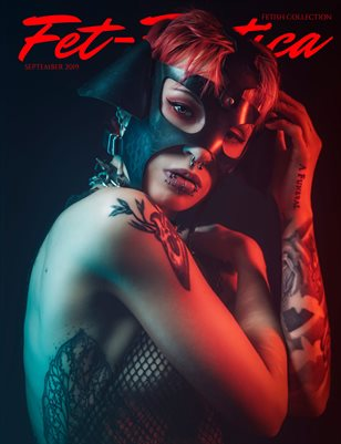 Fet-Erotica Issue 33 Fetish Fashion