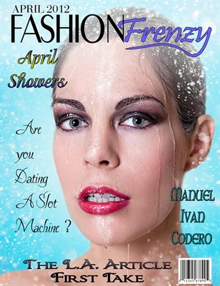 Fashion Frenzy Magazine - April Issue 2012