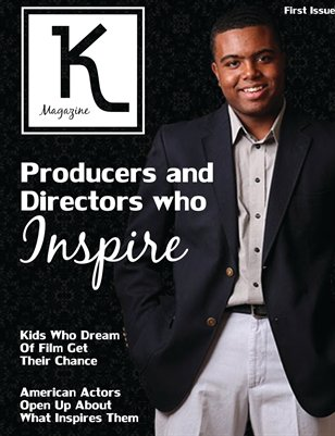 K Magazine (First Issue)