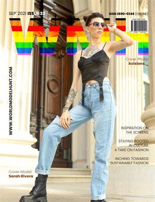 World Model Hunt Magazine - September- 2021