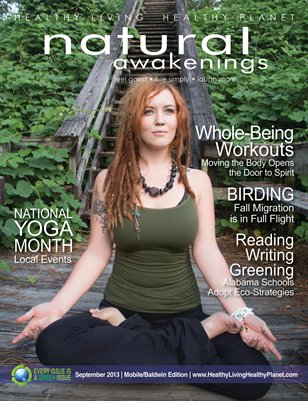 September 2013: Yoga Month Issue